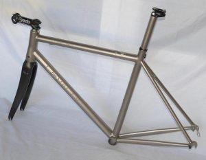cadre de vélo