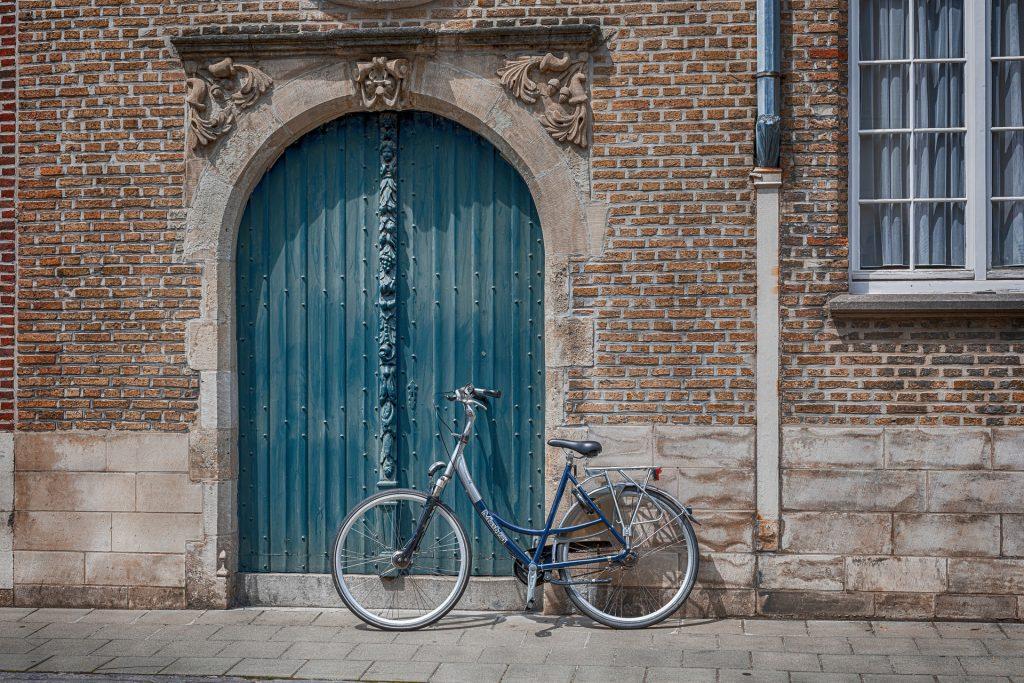 Il existe plusieurs modèle de vélo de v ille.