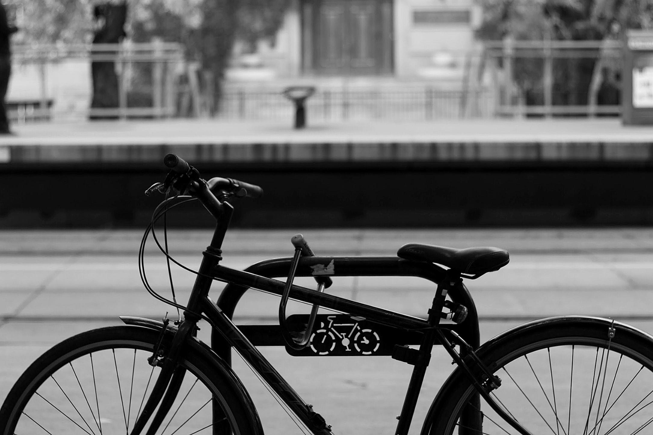 Attacher un vélo