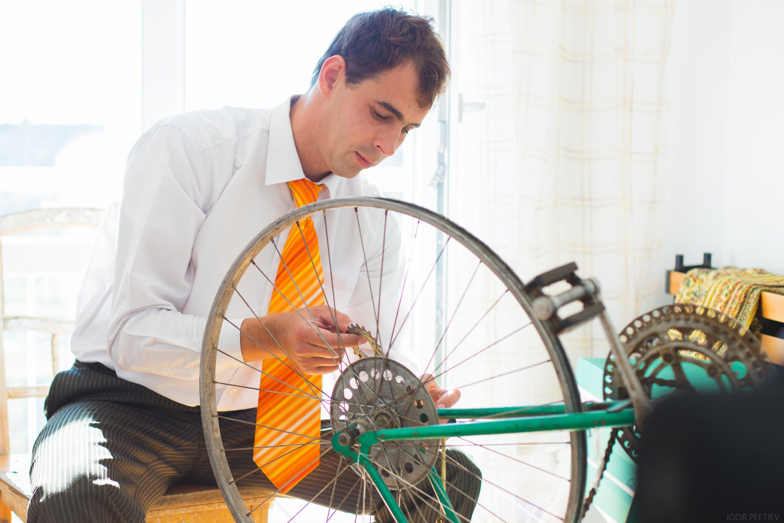 construire son vélo sois même