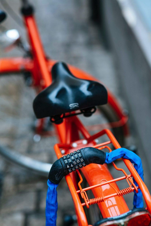 sécuriser les éléments de son vélo