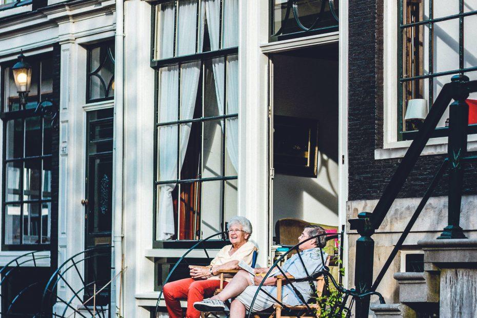 vélo électriques pour personnes âgées